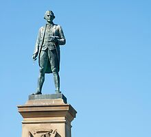 Captain Cook statue by photoeverywhere