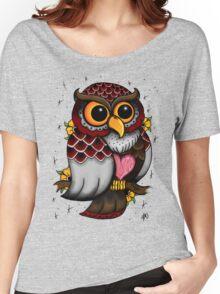 Owl Shirt Women's Relaxed Fit T-Shirt