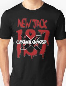New Jack - Original Gangsta T-Shirt
