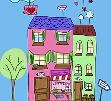 Cupcake shop by ywanka