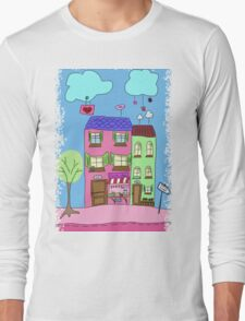 Cupcake shop Long Sleeve T-Shirt