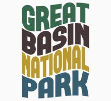 Great Basin National Park by Location Tees