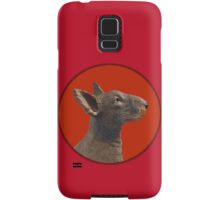 English Bull Terrier Dog Samsung Galaxy Case/Skin