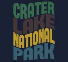 Crater Lake National Park Kids Clothes