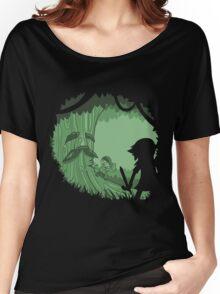 Kokiri Crossing Women's Relaxed Fit T-Shirt
