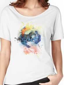 walk off colors Women's Relaxed Fit T-Shirt