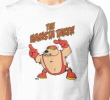 The Hamsta Taker - Hamster Wrestling Unisex T-Shirt