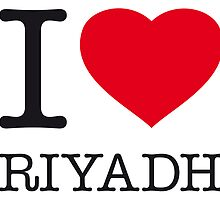 I ♥ RIYADH by eyesblau