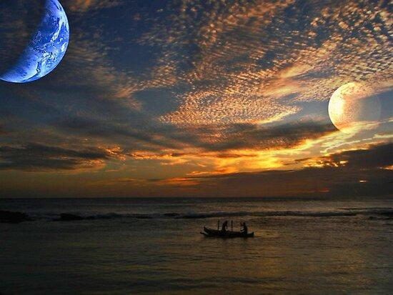Fishermen - Santos Major by AlienVisitor