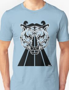 Triangle Tiger Face T-Shirt