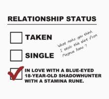 TMI - Malec : Magnus' Relationship Status by Saraelle
