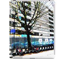 Urban print iPad Case/Skin