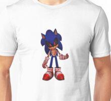 SONIC.EXE (Creepypasta) Unisex T-Shirt