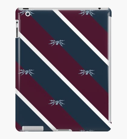 RAF Fist and Sparks stripe iPad cover iPad Case/Skin