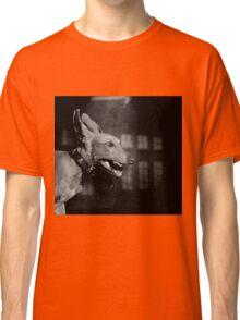 Dogs with game face on .27 Classic T-Shirt