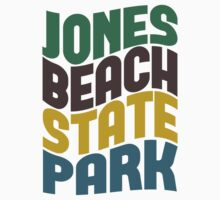Jones Beach State Park by Location Tees