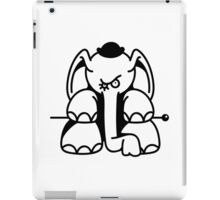 Clockwork Elephant iPad Case/Skin
