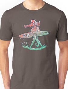 Gnarly Seashorse Unisex T-Shirt