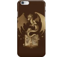 The Mysterious Game of the Throne iPhone Case/Skin
