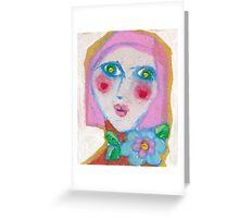 Felicity Flanders Greeting Card