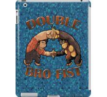 Bro fist iPad Case/Skin
