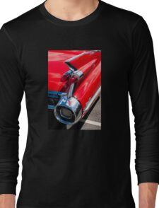 Cadillac tshirt Long Sleeve T-Shirt