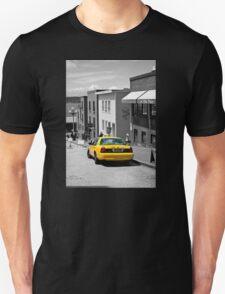 Follow that car Unisex T-Shirt