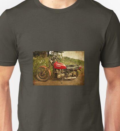 Battered Zephyr Unisex T-Shirt