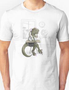 Clever Gurl Unisex T-Shirt