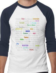 One Week (Barenaked Ladies) Men's Baseball ¾ T-Shirt