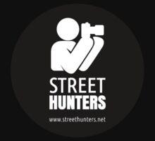 Street Hunters logo Kids Tee