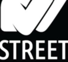 Street Hunters logo Sticker