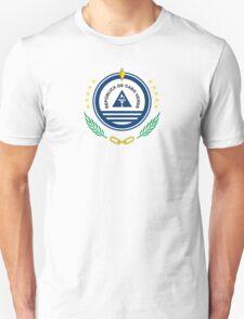 Cape Verde Coat of Arms Unisex T-Shirt