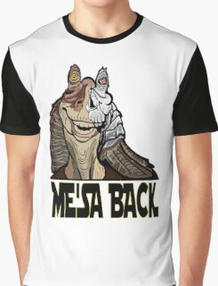 Me'sa Back Graphic T-Shirt