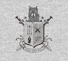 Gray Pack! Zipped Hoodie