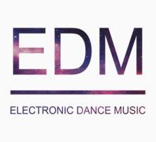 EDM galaxy  T-Shirt