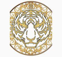 Gold tiger print Unisex T-Shirt