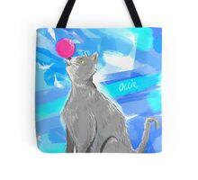 Cat Painting pt4 Tote Bag
