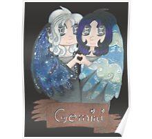 Gemini Seedling Poster