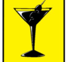 Raikkonen Martini (small emblem) Sticker