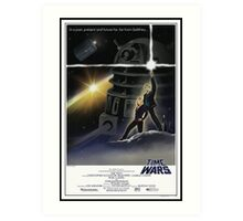 Doctor Who - A New Who Art Print