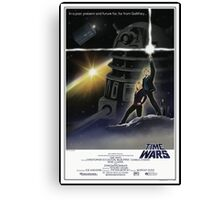 Doctor Who - A New Who Canvas Print