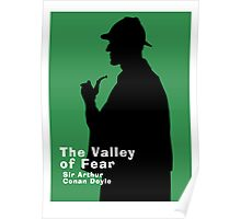 The Valley of Fear Book Cover Poster