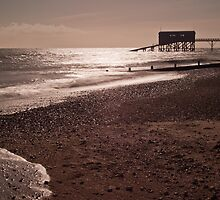 Selsey Lifeboat Station by Paul Hutchinson