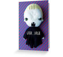 Spike Buffy the Vampire Slayer Greeting Card