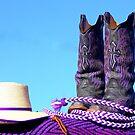 Purple Purple Purple by Jessie Miller/Lehto