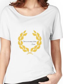 'There are too many of them' Women's Relaxed Fit T-Shirt
