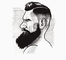 Kenny Brain - Bearded War Lord Unisex T-Shirt