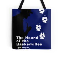 The Hound of the Baskervilles Book Cover Tote Bag