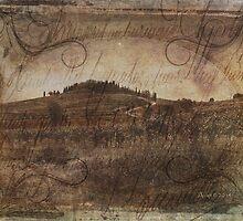 Wine Farm - Radda in Chianti by Allan Minnaar
